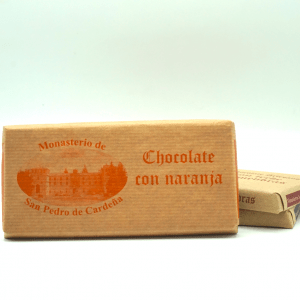 chocolate de naranja
