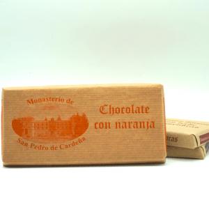 chocolate de naranja