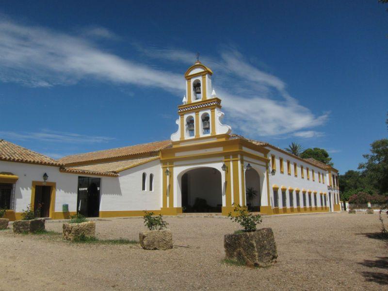 Monasterio Santa María de las Escalonias Córdoba