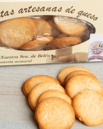pastas de queso jerónimas de toral de los guzmanes