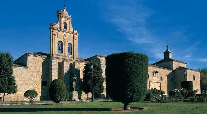 Resultado de imagen de monasterio de la encarnación ávila