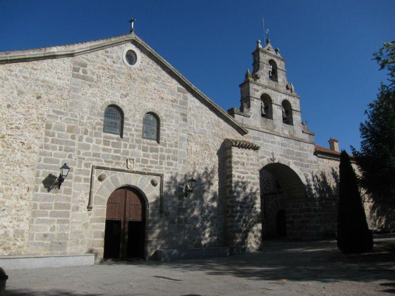 monasterio cisterciense de santa ana ávila