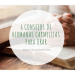 Consejos para orar