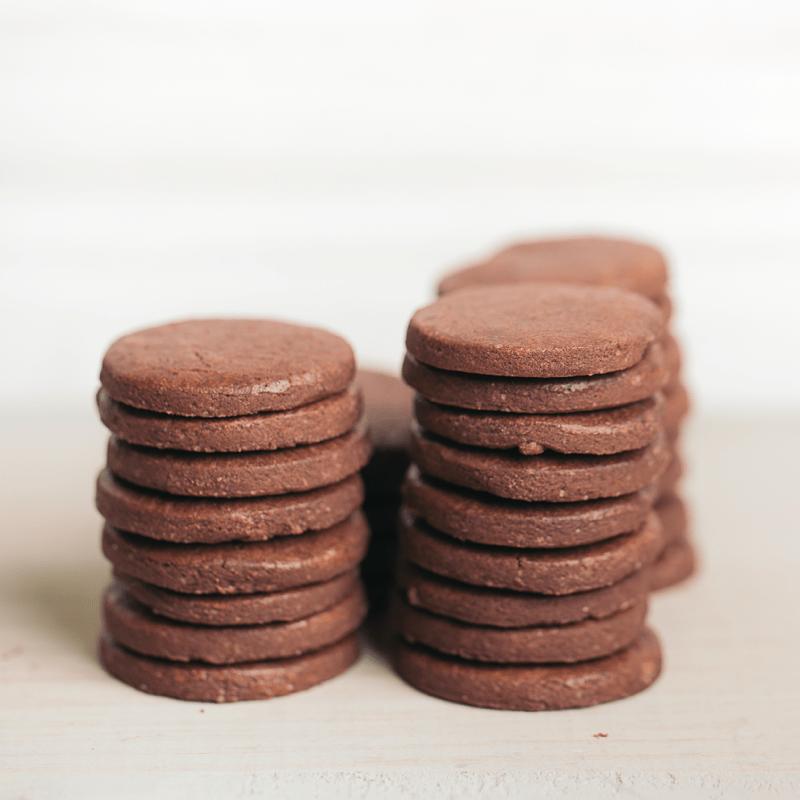 pastas de chocolate artesanas