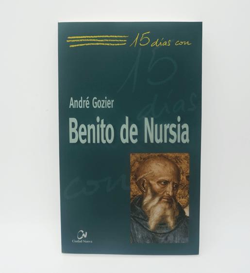 Libro sobre Benito de Nursia
