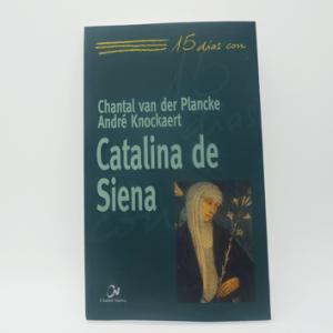 Libro sobre Catalina de Siena