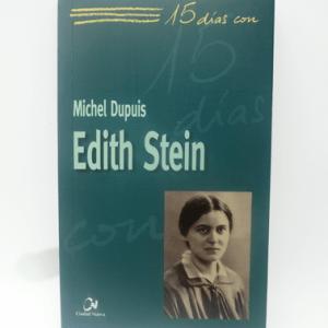Libro sobre Edith Stein