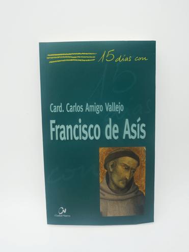 Libro sobre Francisco de Asís