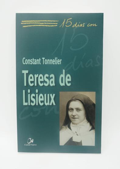 Libro sobre teresita de lisieux