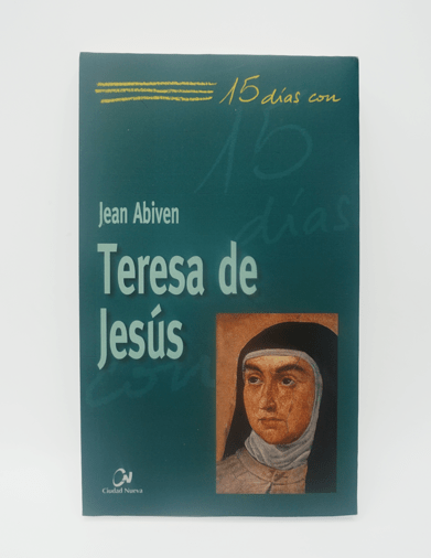 Libro sobre santa Teresa de Jesús