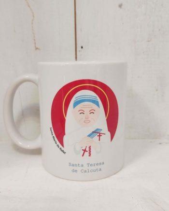 taza santa teresa de calcuta