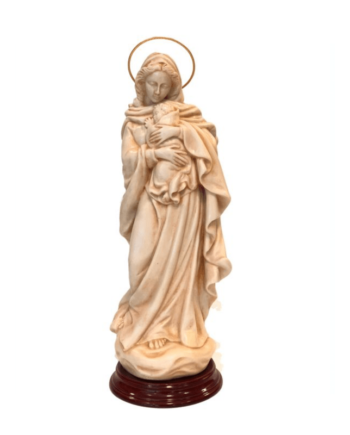 Figura virgen madre